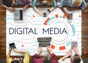digital media image