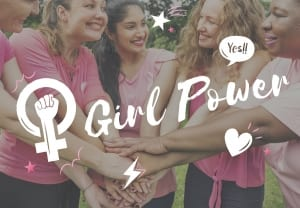 girl power image