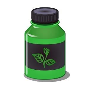 green bottle image